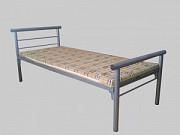 Металлические кровати мелким оптом для турбаз недорого Москва