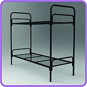 Кровати из металла оптом для бытовок и времянок дешевые Волгоград
