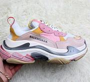 Покупаем Розовые кроссовки Balenciaga Triple S в modnitca доставка из г.Москва