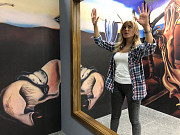 Единственная выставка 3D картин Красноярск