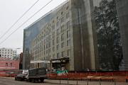 Укрытия, тепляки, полога, фальш фасады, банеры, сетка Москва