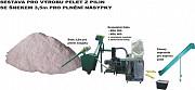Линии гранулирования древесных отходов. MGB 100 / MGL 200 /400 /600 /800 /1000 Санкт-Петербург
