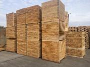 Хранение деревянных поддонов Москва