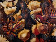 Эксклюзивная картина на холсте в подарок Йошкар-Ола