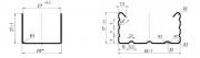 Станок для производства двух профилей гипсокартиона кнауф 27x28 и 27x60 Москва