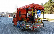 Машина дорожной разметки Шмель 11АН Смоленск