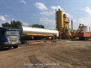 Асфальтобетонный завод Ermont Roadbatch 160 Москва