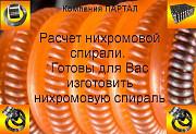 Электрическая спираль из нихрома Самара