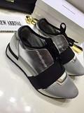 Кроссовки Balenciaga металлического цвета в modnitca доставка из г.Рязань