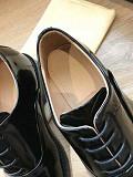 Ботинки Louis Vuitton из лакированной кожи с доской в modnitca доставка из г.Санкт-Петербург