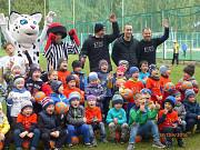 Футбол для детей 4-9 лет. Пробное занятие бесплатно Набережные Челны
