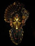 Венецианская маска Рубин Москва