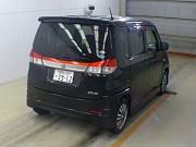 Минивэн 2 поколение suzuki solio класса компактвэн кузов ma15s гв 2012 без пробега РФ Москва