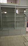 Торговые витрины пристенные Москва