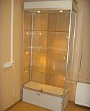 Стеклянная витрина для бижутерии Москва