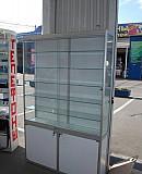 Шкаф витрина стеклянная Москва