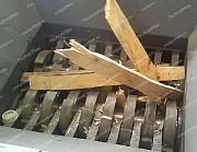 Шредер двухвальный для отходов пластика, дерева ДШВ-600 - от Производителя Киров