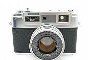 Плёночный фотоаппарат Yashica EE 45mm f/1.9 Москва