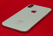 iPhone X 256Gb Silver (гарантия, чек) Москва