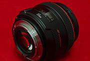 Canon EF 50mm f/1.2L USM (гарантия, чек) Москва