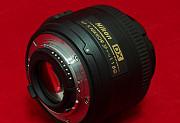 Nikon 35mm f/1.8G AF-S DX Nikkor (гарантия, чек) Москва