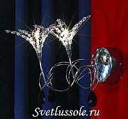 Люстры, светильники, бра, торшеры для дома и офиса. Москва