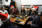 English speaking club LCampus - практика английского с иностранцами Москва
