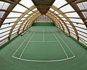 Теннисный корт по доступной цене и в минимальные сроки. Строительство. Екатеринбург