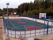 Хоккейная коробка, изготовление и монтаж. По доступной цене и в минима Екатеринбург