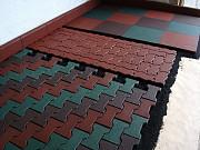 Модульная плитка из резиновой крошки по доступной цене Екатеринбург