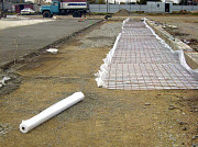 Фундамент, основание под футбольное поле, стадион, спортивные и детские Екатеринбург