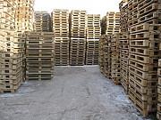 Деревянные поддоны всех размеров от 500 шт., в наличии! Москва