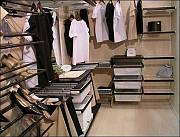 Гардеробная, гардеробные системы со скидками Москва