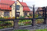 Кованые заборы доставка из г.Санкт-Петербург
