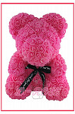Эксклюзивные мишки из роз в подарочной упаковке Москва