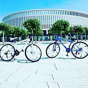Велосипеды BMW на литых дисках Москва
