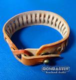 Стильные браслеты из натуральной кожи Москва