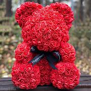 Мишка из роз Сызрань