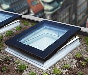 Окна для плоских крыш D_F без купола Ставрополь
