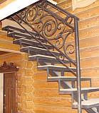 Металлические лестницы от производителя под заказ доставка из г.Лобня