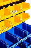 Пластиковые ящики для магазина склада Калининград