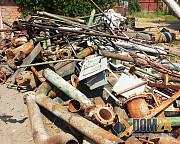 Металлолом, Вывоз металлолома и Демонтаж Москва