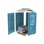 Новая туалетная кабина, биотуалет Ecostyle доставка из г.Москва