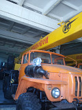 Урал-4320 борт Барнаул