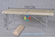 Складной массажный стол, кушетка для ресниц Дзержинский