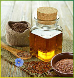 Узбекское натуральное льняное масло Москва