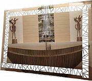 Зеркало для ванной с подсветкой от производителя Новосибирск