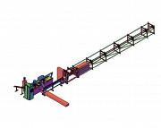 Станок для изготовления арочной скобы М 16 – М 24 KOMAND Москва