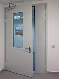 Противопожарные металлические двери. Москва