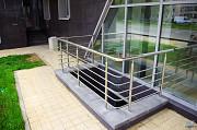 Лестницы, навесы, перила, ограждения из нержавейки Москва